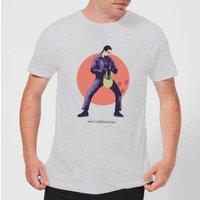 The Big Lebowski The Jesus T-Shirt - Grey - 4XL - Grey