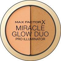 Dúo de iluminadores Miracle Glow de Max Factor - 30 Deep