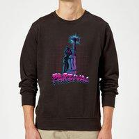 Ready Player One Parzival Key Sweatshirt - Black - M - Black