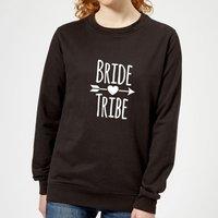 Bride Tribe Women's Sweatshirt - Black - XXL - Black