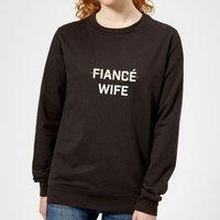 Fiance Wife Women's Sweatshirt - Black - XXL - Black