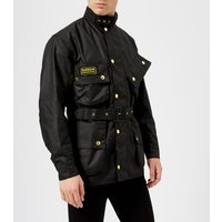 Barbour International Mens Original Jacket - Black - L