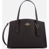shop for Coach Women's Charlie 28 Carryall Tote Bag - Black at Shopo