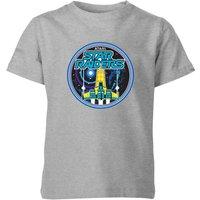 Atari Star Raiders Kids' T-Shirt - Grey - 9-10 Years - Grey