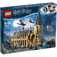 LEGO Harry Potter: Hogwarts Great Hall Castle Toy (75954) - Toy Gifts