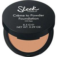Base de maquillaje Creme to Powder de Sleek MakeUP 8,5 g (varios tonos) - C2P06