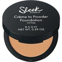 Base de maquillaje Creme to Powder de Sleek MakeUP 8,5 g (varios tonos) - C2P07
