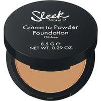 Base de maquillaje Creme to Powder de Sleek MakeUP 8,5 g (varios tonos) - C2P08