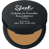 Base de maquillaje Creme to Powder de Sleek MakeUP 8,5 g (varios tonos) - C2P09