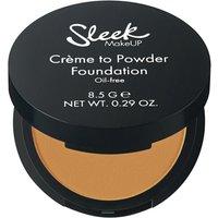 Base de maquillaje Creme to Powder de Sleek MakeUP 8,5 g (varios tonos) - C2P10