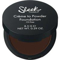 Base de maquillaje Creme to Powder de Sleek MakeUP 8,5 g (varios tonos) - C2P24