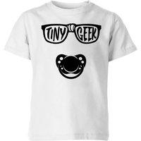 My Little Rascal Tiny Geek Kids' T-Shirt - White - 9-10 Years - White