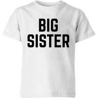 My Little Rascal Big Sister Kids' T-Shirt - White - 11-12 Years - White - Sister Gifts