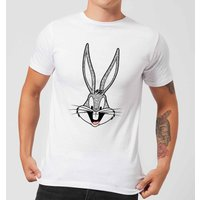 Looney Tunes Bugs Bunny Men's T-Shirt - White - XS - White