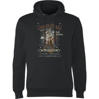 Looney Tunes Wile E Coyote Guitar Arena Tour Hoodie - Black - M - Black - Music Gifts