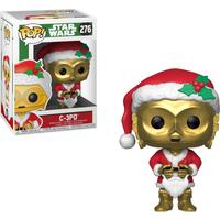 Star Wars Holiday - C-3PO as Santa Pop! Vinyl Figure