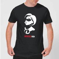 The Incredibles 2 Incredible Mom Men's T-Shirt - Black - XS - Black