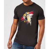 Ant-Man And The Wasp Brushed Men's T-Shirt - Black - XXL - Black