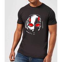 Ant-Man And The Wasp Scott Mask Men's T-Shirt - Black - M - Black