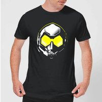 Ant-Man And The Wasp Hope Mask Men's T-Shirt - Black - S - Black