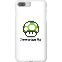Nintendo Super Mario Powering Up Phone Case - iPhone 8 Plus - Snap Case - Matte