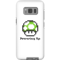 Nintendo Super Mario Powering Up Phone Case - Samsung S8 - Tough Case - Matte