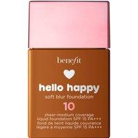 benefit Hello Happy Soft Blur Foundation (Various Shades) - 10