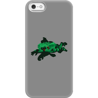Nintendo Donkey Kong Silhouette Phone Case - iPhone 5/5s - Snap Case - Gloss