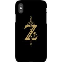 Nintendo The Legend Of Zelda Master Sword Phone Case - iPhone 7 - Tough Case - Gloss
