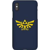 Nintendo The Legend Of Zelda Hyrule Phone Case - Samsung S8 - Snap Case - Gloss
