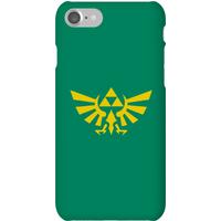 Nintendo The Legend Of Zelda Hyrule Phone Case - iPhone 7 - Snap Case - Matte