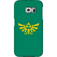 Nintendo The Legend Of Zelda Hyrule Phone Case - Samsung S6 Edge - Snap Case - Matte