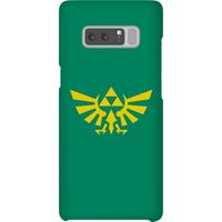 Nintendo The Legend Of Zelda Hyrule Phone Case - Samsung Note 8 - Snap Case - Matte