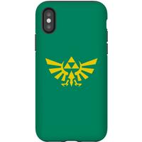 Nintendo The Legend Of Zelda Hyrule Phone Case - iPhone X - Tough Case - Gloss