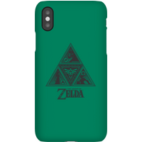 Nintendo The Legend Of Zelda Triforce Phone Case - iPhone 5/5s - Snap Case - Gloss