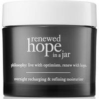 Crema de noche Renewed Hope in a Jar de philosophy 60 ml