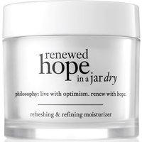 Crema hidratante para pieles secas Renewed Hope in a Jar de philosophy 60 ml