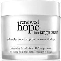 Crema en gel sin aceites Renewed Hope in a Jar de philosophy 60 ml
