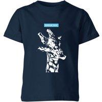 My Little Rascal Dream Big. Kids' T-Shirt - Navy - 5-6 Years - Navy