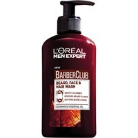 L'Oreal Paris Men Expert Barber Club Wash 200ml