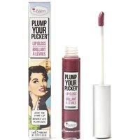 theBalm Plump Your Pucker Lip Gloss (Various Shades) - Extravagant