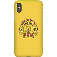 Nintendo Donkey Kong Gym Phone Case - iPhone 6S - Snap Case - Matte