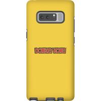Nintendo Donkey Kong Distressed Phone Case - Samsung Note 8 - Tough Case - Matte - Samsung Gifts
