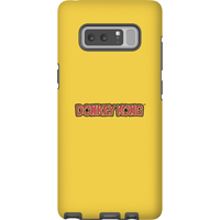 Nintendo Donkey Kong Distressed Phone Case - Samsung Note 8 - Tough Case - Gloss - Samsung Gifts