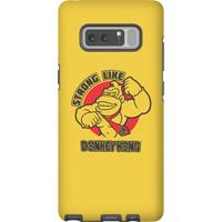 Nintendo Donkey Kong Strong Like Donkey Kong Phone Case - Samsung Note 8 - Tough Case - Matte - Samsung Gifts