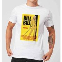 Kill Bill Poster Men's T-Shirt - White - XL - White - Poster Gifts