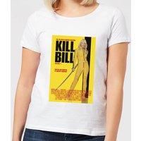 Kill Bill Poster Women's T-Shirt - White - XXL - White - Poster Gifts