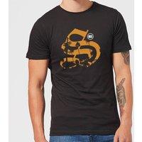 Stay Strong Palm Logo Mens T-Shirt - Black - 5XL - Black