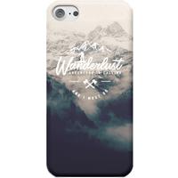Wanderlust Phone Case - Samsung S6 Edge Plus - Snap Case - Gloss