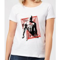 Marvel Knights Daredevil Cage Women's T-Shirt - White - XXL - White